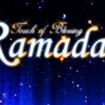 RAMADAN AND PRAYER