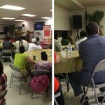 Iftar Dinner İn Baptist Church