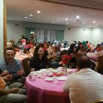 Iftar Gathering with the Members of the communities in The Grater Rochester Area – Time to Share the bread and Care Others