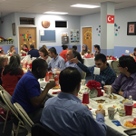 North East Islamic Community Center CT and Turkish Cultural Center of Hartford held an Iftar Dinner program