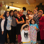 North East Islamic Community Center New Jersey organized a family iftar